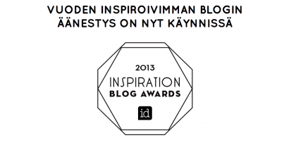 Inspirationblogawards2013